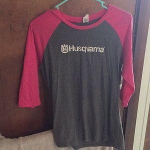 Tops - Husqvarna t shirt